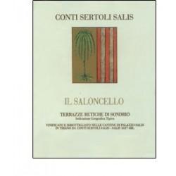 Salis IL SALONCELLO Terrazze retiche di Sondrio IGT