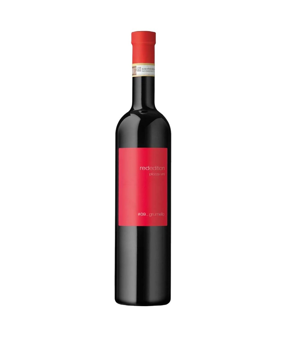 Plozza GRUMELLO Red Edition Valt.Sup.DOCG