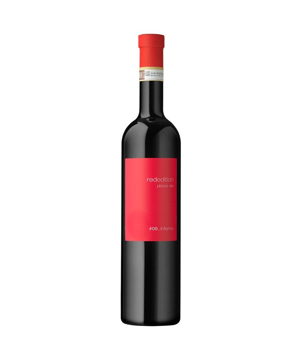 Plozza INFERNO Red Edition Valt.Sup. DOCG